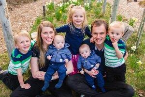 Jason Lewis Family