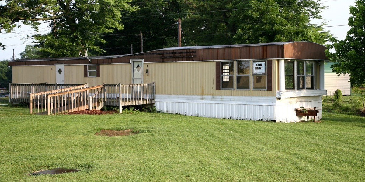 Niche Property Investments | distressed mobile home
