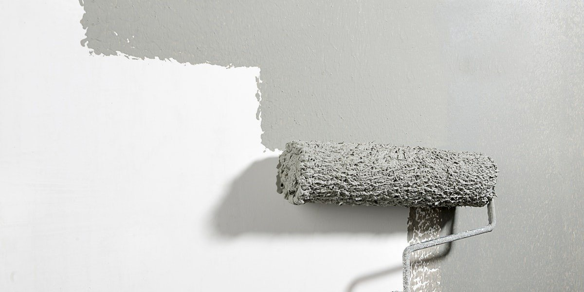 Fix Before You List | painting grey