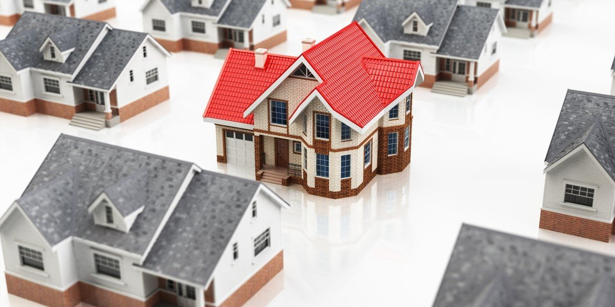 Selling Your House   model home red roof