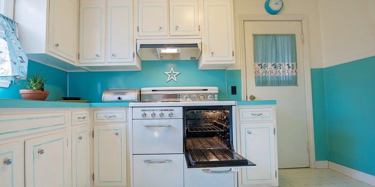 Upgrades to Avoid | turqoise kitchen