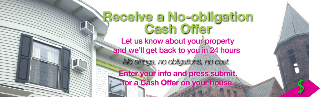 Get a cash offer on your house - no obligation cash for houses CT
