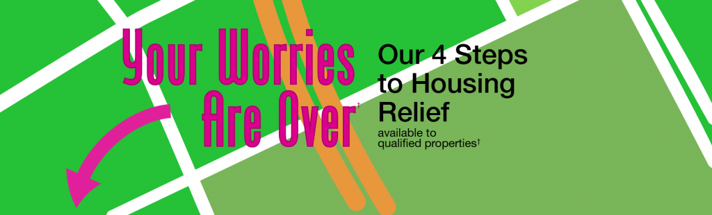 find homeowner relief with our steps