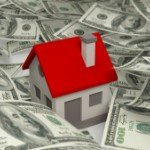 Home Buyers In | home in pile of cash