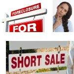 short sale vs foreclosure