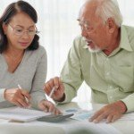 Prepare For The Home Buying Offer In A Seller's Market | old asian couple study