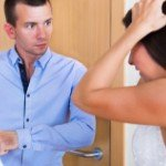 Ways To Deal With A Frustrating Tenant   man pointing to paper