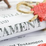 probate process for a house in | will and testament