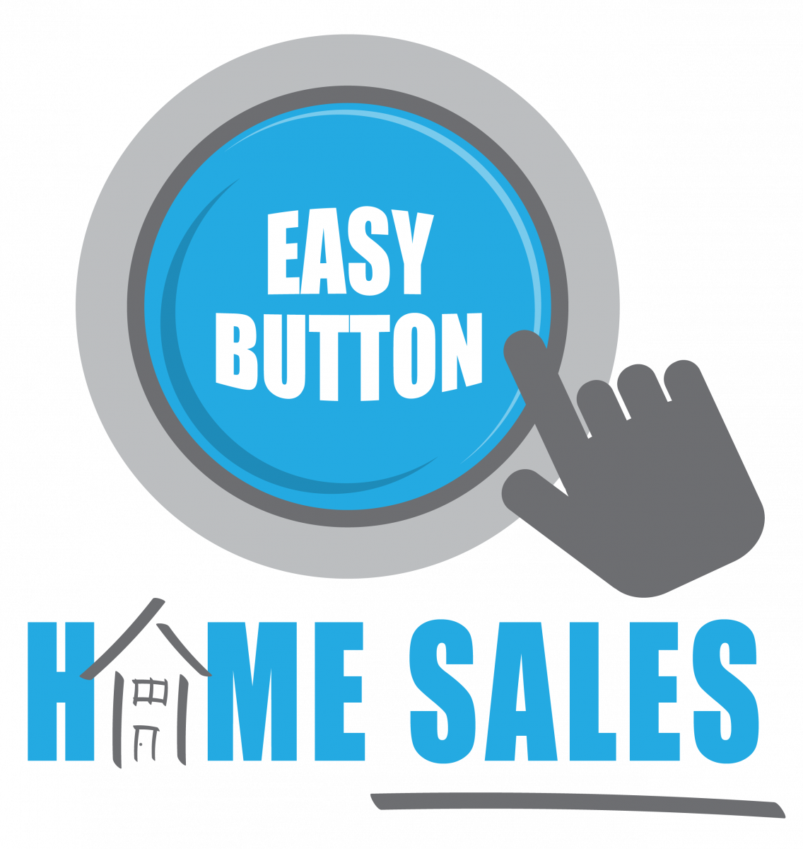 Easy Button Home Sales Cash Buyers logo