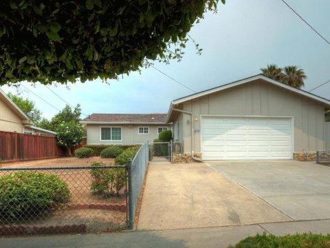 San Jose First Time Homebuyer Homes