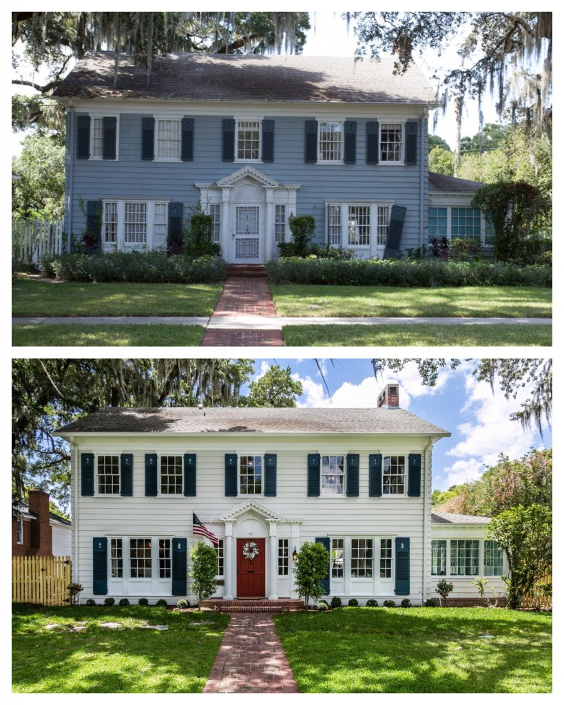 Orlando FL fixer upper houses