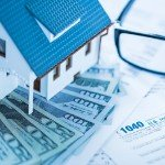 tax consequences when selling a house I inherited | glasses house on cash