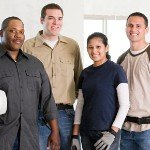 Make Sure Your Contractor is Insured | group of contractors