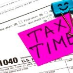 tax tips for selling | form 1040