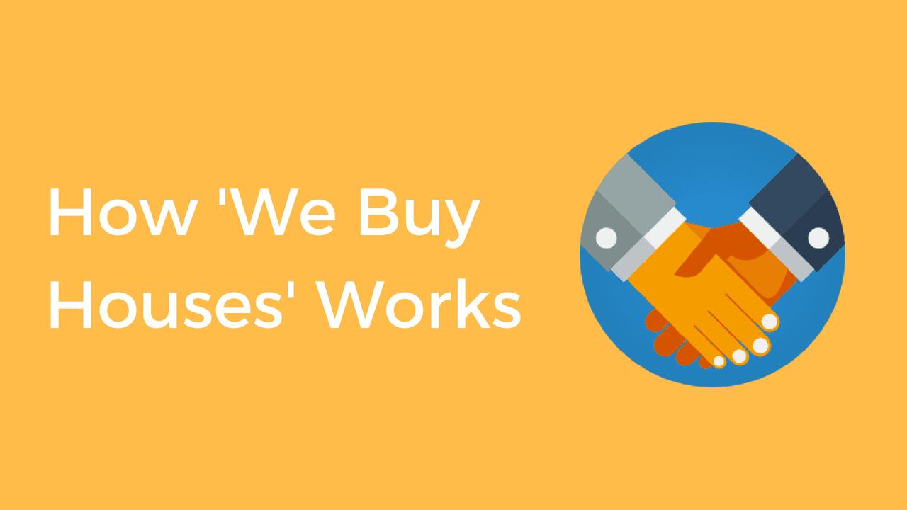 How We Buy Houses Works Atlanta Smyrna Sandy Springs Marietta GA Georgia