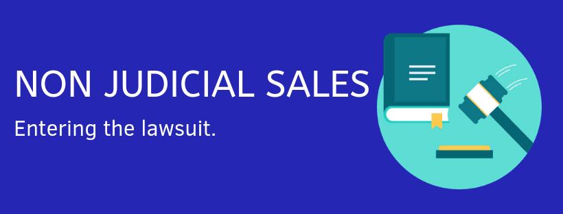 How Non-Judicial Foreclosure Sales Work Georgia