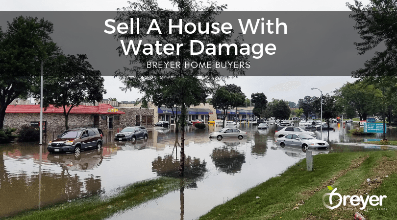 Sell A House With Water Damage Atlanta Marietta Roswell Dunwoody Lawrenceville Stone Mountain GA Georgia