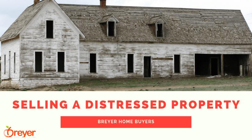 Selling A Distressed Property Atlanta Marietta Roswell Dunwoody Lawrenceville Stone Mountain GA Georgia