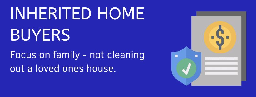 Sell My Inherited Home to an Investor