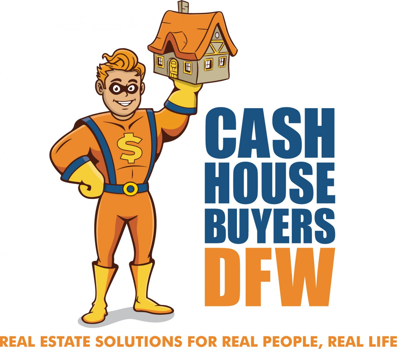 Cash House Buyers DFW logo