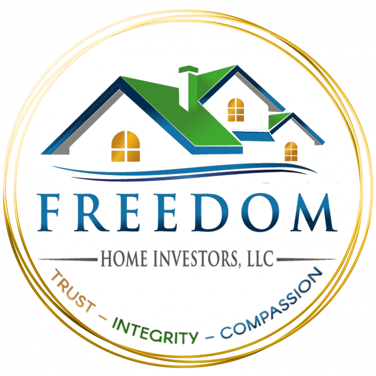 Freedom Home Investors logo