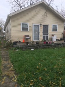 House purchased for cash fletcher avenue indianapolis
