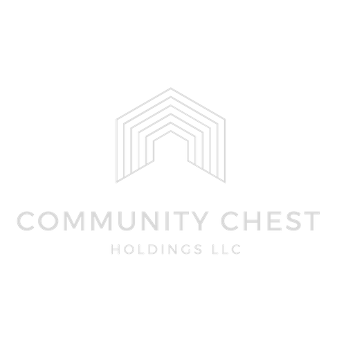 Community Chest Cash 4 Houses logo