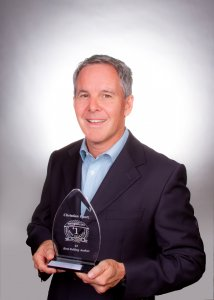 Christian Fautz  receives award for being #1 Best Selling author on Amazon