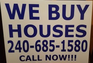 House SOLD Fast Cash Maryland DC VA Repairs Taxes