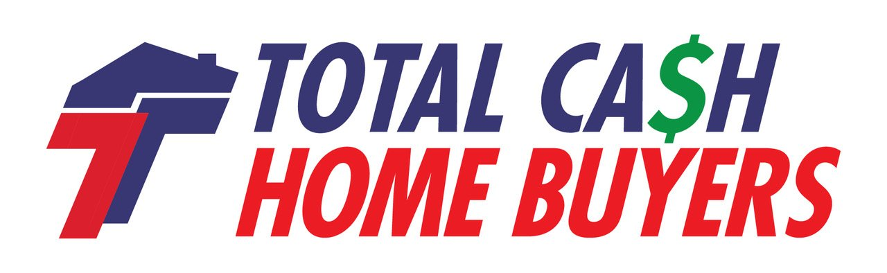 Total Cash Home Buyers  logo