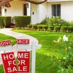 Sell Your House Quickly In A Divorce | divorce for sale sign