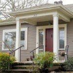 Can a house be sold while in probate in   home front view