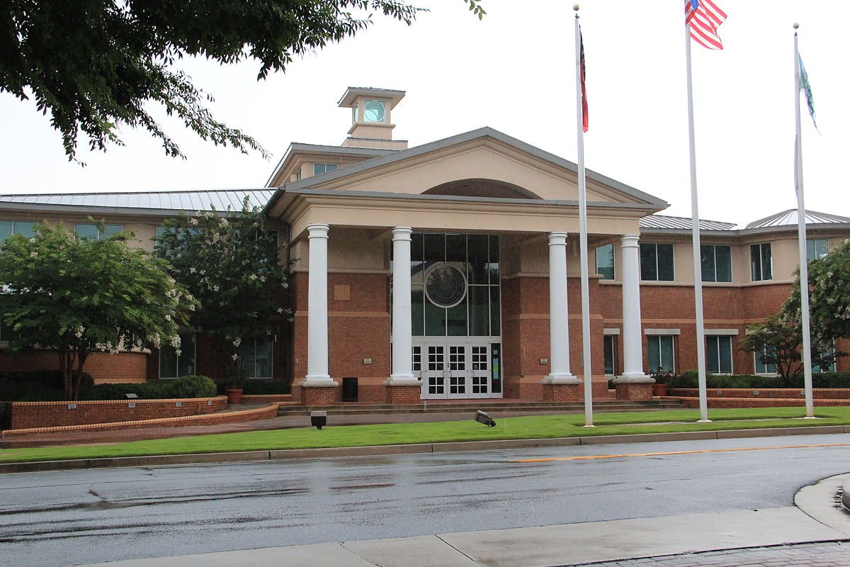 Smyrna GA Courthouse- on the sell your house fast in Smyrna page