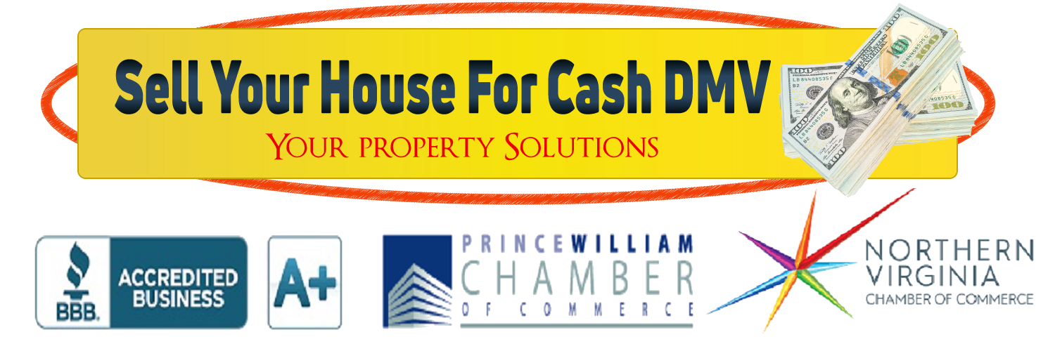 Sell Your House For Cash DMV  logo