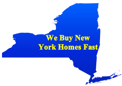 We Buy New York Homes Fast logo