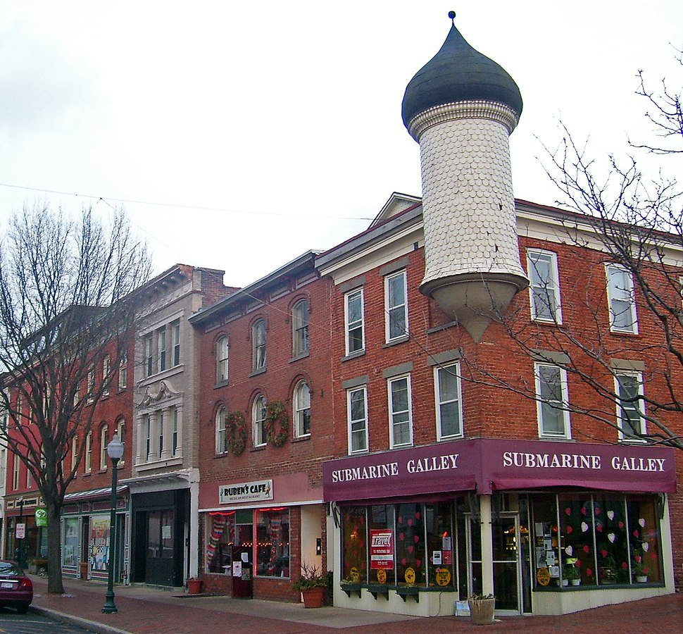 Historic Peekskill NY - on the sell your house fast in Peekskill page