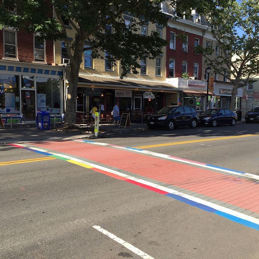 Downtown Nyack NY