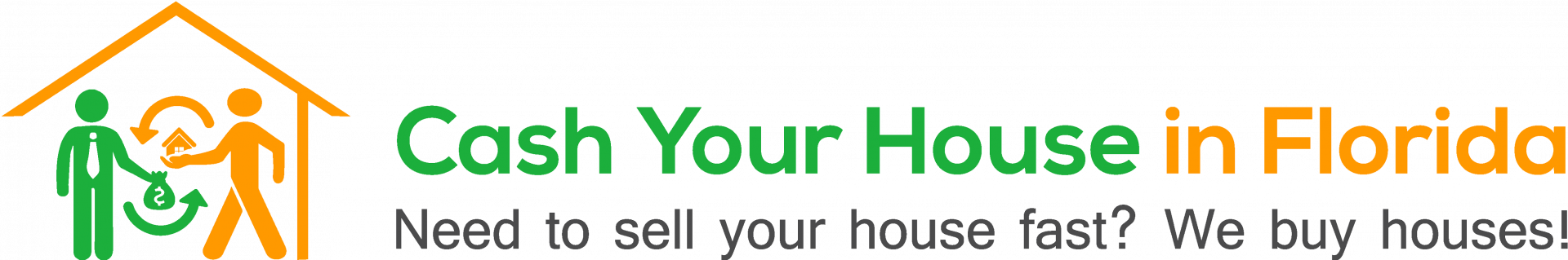 Cash your House in Florida logo