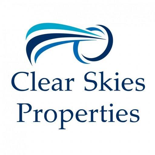 Clear Skies Properties logo