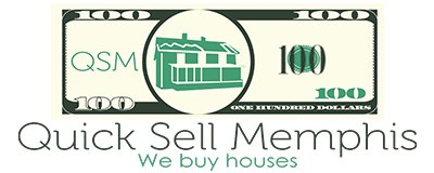 We buy houses Memphis! logo