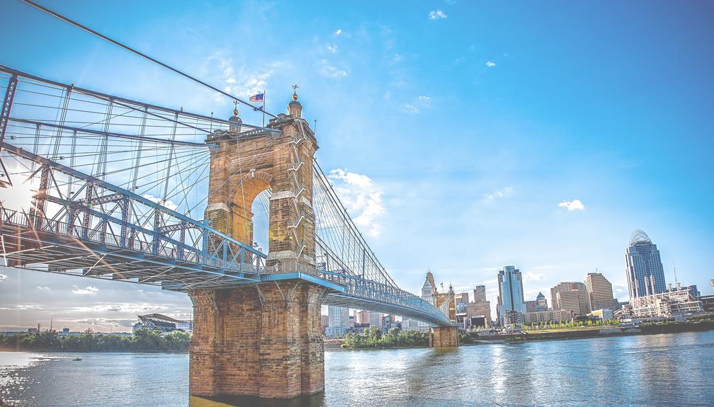 Team Sztanyo - Cincinnati Realtors - Roebling Bridge