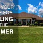 preparing your house to sell in the sumemer in Cincinnati