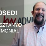 team sztanyo - eric sztanyo agent review