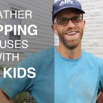 Justin Wolfenberg - flipping houses with his kids