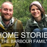 a larger family story - home stories e2 - the barbour family