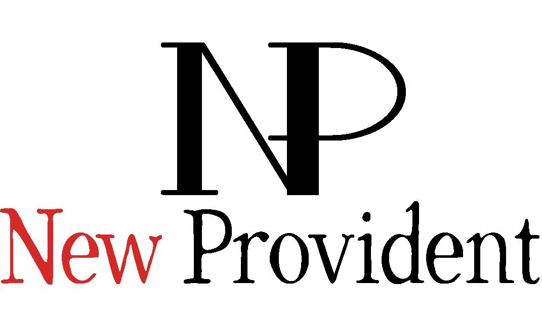 New Provident logo
