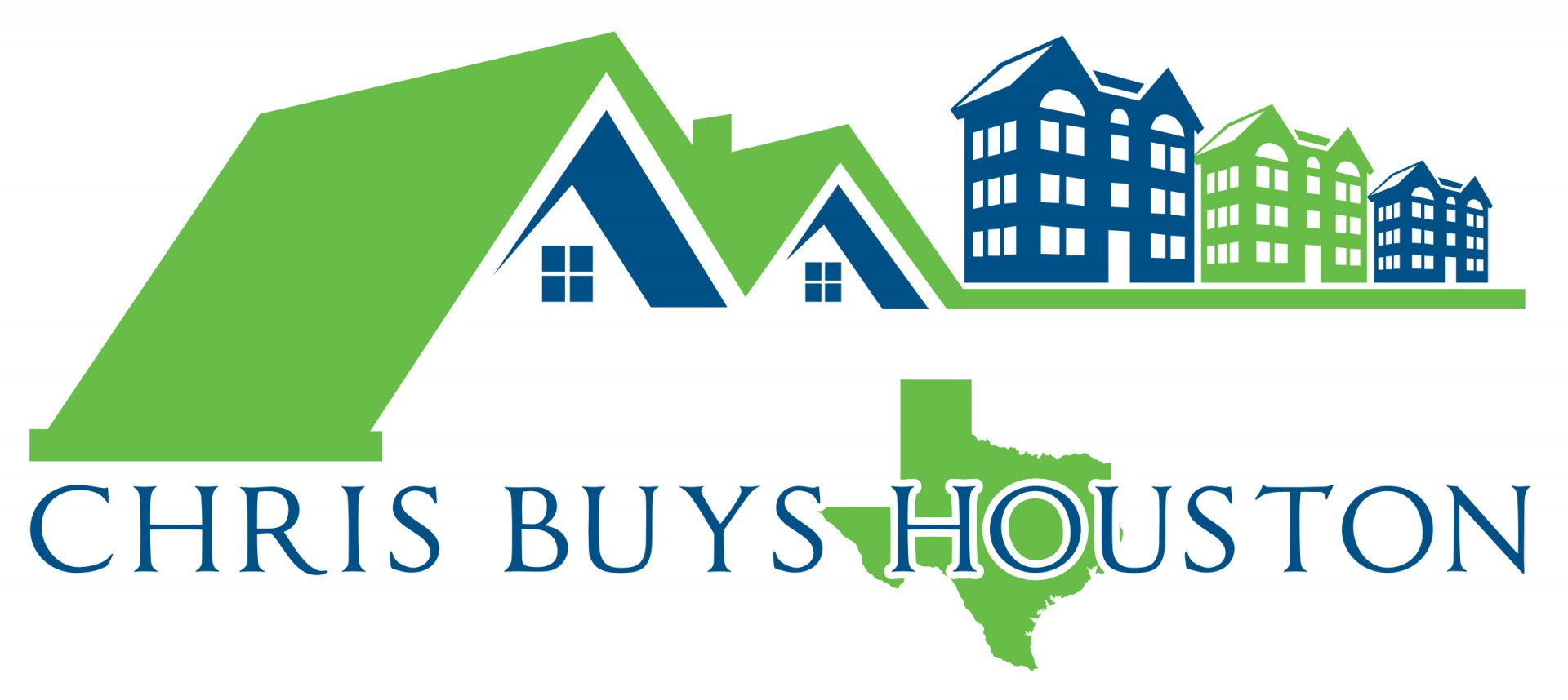 Chris Buys Houses | We Buy Houses Houston | Sell My House Fast Houston logo