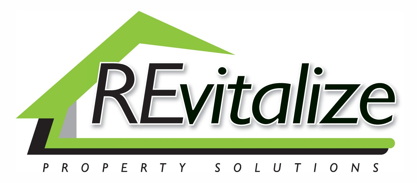 REvitalize Property Solutions LLC. Ask About our Fast & Easy Home Sale Program! logo