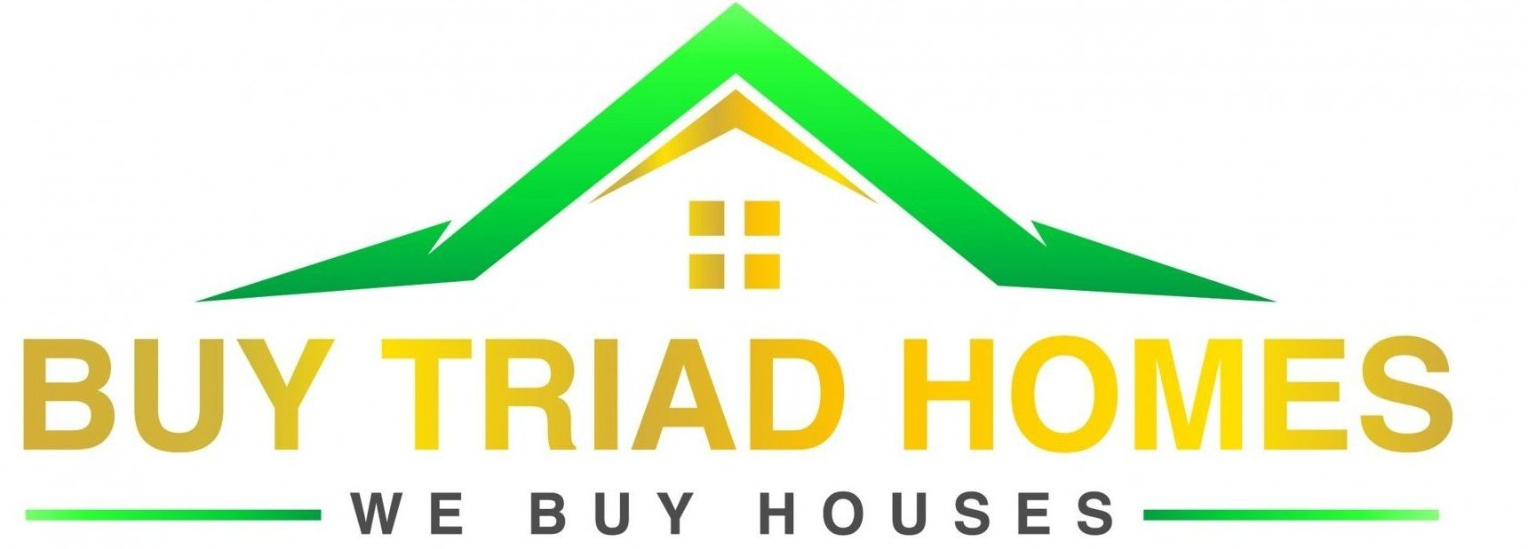 Buy Triad Homes logo