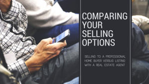 Comparing Your Selling Options